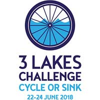Three Lakes Challenge — sink or swim