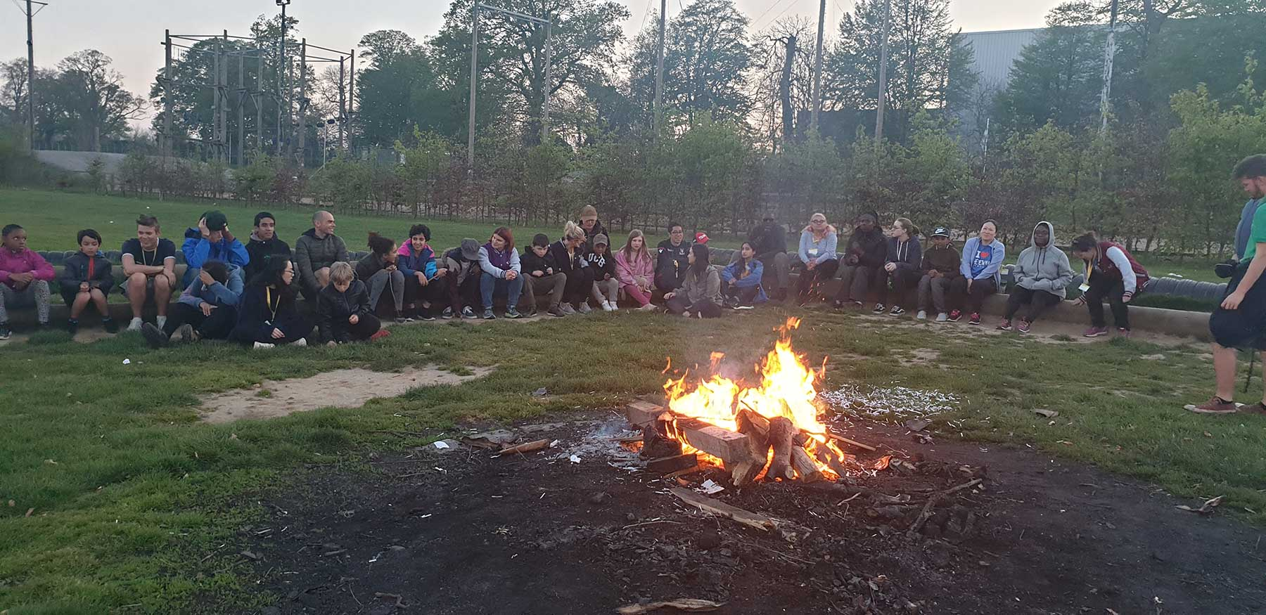 KEEN London Easter Residential 2019
