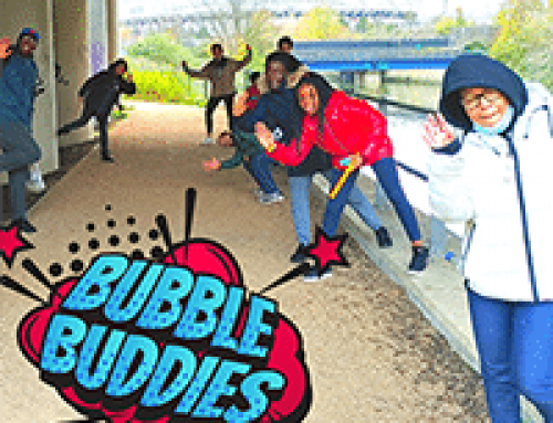 Bubble Buddies is back