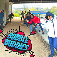 Bubble Buddies is back!