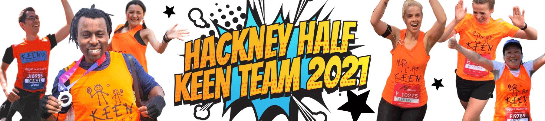 Hackney Half 2021