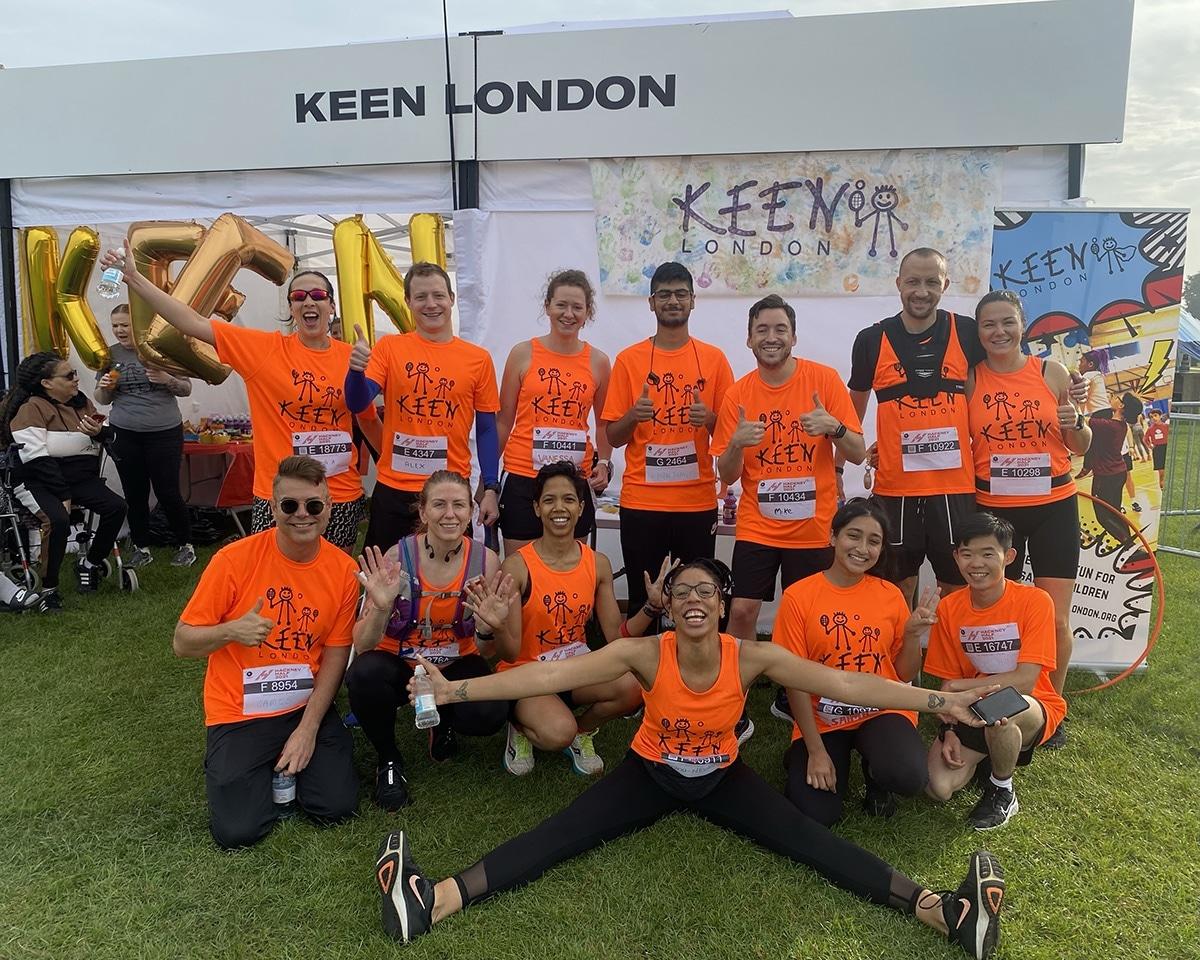 KEEN runners smash it!